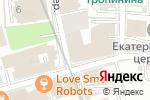 Схема проезда до компании Объединенное кредитное бюро в Москве