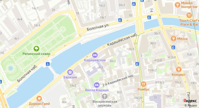 Бизнес-центр «Кадашевская 26» - превью 2