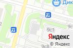 Схема проезда до компании Фреш Сервис в Москве