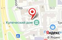 Схема проезда до компании Тихий Голос в Москве