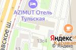 Схема проезда до компании ПримаМед в Москве