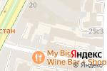 Схема проезда до компании Бест-Недвижимость в Москве