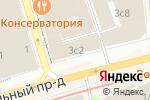 Схема проезда до компании МЧС России в Москве