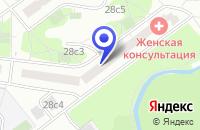 Схема проезда до компании АПТЕЧНЫЙ ПУНКТ РОХУС в Москве