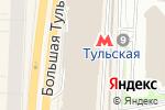 Схема проезда до компании Respect Yourself в Москве