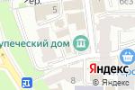 Схема проезда до компании Инфо-проект в Москве