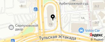 ННХ Гараж на карте Москвы