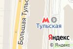 Схема проезда до компании Синема Стар в Москве