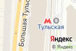 Схема проезда до компании GamePark в Москве