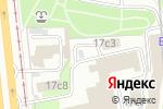 Схема проезда до компании Shubin Production в Москве