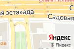 Схема проезда до компании EQual IQea в Москве