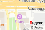 Схема проезда до компании MasterMind в Москве