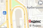 Схема проезда до компании КЕПКА в Москве