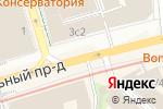 Схема проезда до компании Будников-Фильм в Москве
