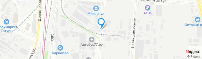 Никопольская улица