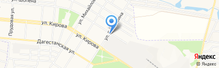 Flex Stone на карте Донецка