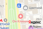 Схема проезда до компании КБ АГРОПРОМКРЕДИТ в Москве