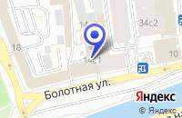 Схема проезда до компании ТФ BOSH-LEND в Москве