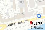 Схема проезда до компании Панэко-Термо в Москве