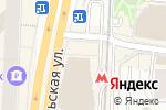 Схема проезда до компании Emiliya Gold в Москве