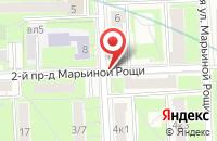 Схема проезда до компании Philodox в Новоначаловском