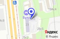 Схема проезда до компании НОУ МОСКОВСКАЯ АКАДЕМИЯ ЭКОНОМИКИ И ПРАВА в Москве