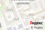 Схема проезда до компании Geo Development в Москве