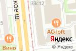 Схема проезда до компании TR publish в Москве