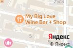 Схема проезда до компании Годунов в Москве