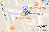 Схема проезда до компании САЛОН КРАСОТЫ PERSONA CLUB в Москве
