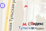 Схема проезда до компании Три правила в Москве