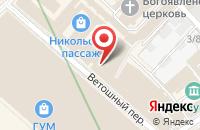 Схема проезда до компании Грант Виктория Тк в Москве