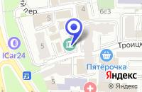Схема проезда до компании МУЗЕЙ МЕЩАНСКАЯ СЛОБОДА в Москве