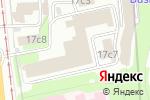Схема проезда до компании ДЖОРДАНО БАЛЛИСТИК в Москве