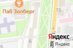 Схема проезда до компании Экспресс-кофейня в Москве