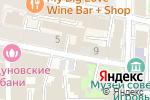 Схема проезда до компании Паулсен в Москве
