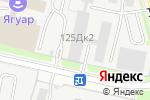 Схема проезда до компании Seg 24 в Москве