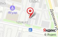 Схема проезда до компании Концерн Энергия в Москве