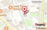 Схема проезда до компании Эндрюс в Москве