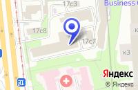 Схема проезда до компании ТРАНСПОРТНАЯ КОМПАНИЯ ЕВРОФРАКТ в Москве