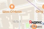 Схема проезда до компании Скорпиус в Москве