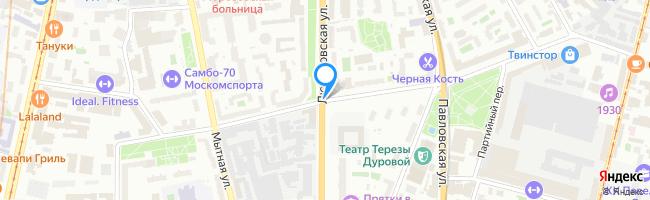 улица Павла Андреева