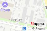 Схема проезда до компании КроссЧек: Бухгалтерия для бизнеса в Москве