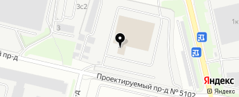 Автотрейд на карте Москвы