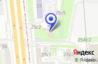 Схема проезда до компании ТФ СЛЕЙМ в Москве