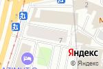 Схема проезда до компании ТриЮр Консалтинг в Москве