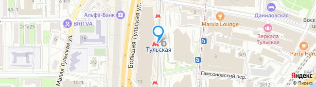метро Тульская