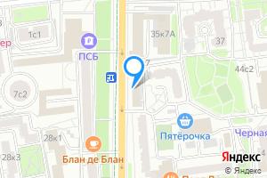 Комната в Москве ул Люсиновская, 39с5