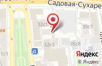 Схема проезда до компании Анабель в Москве