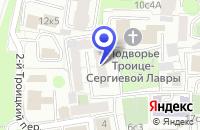Схема проезда до компании ФАКУЛЬТЕТ УСОВЕРШЕНСТВОВАНИЯ ВРАЧЕЙ-СТОМАТОЛОГОВ в Москве